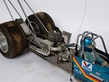 Cobra Dragster 1:4 Scale Functional Model by Performance Drag Products, ca. early-1990s - $