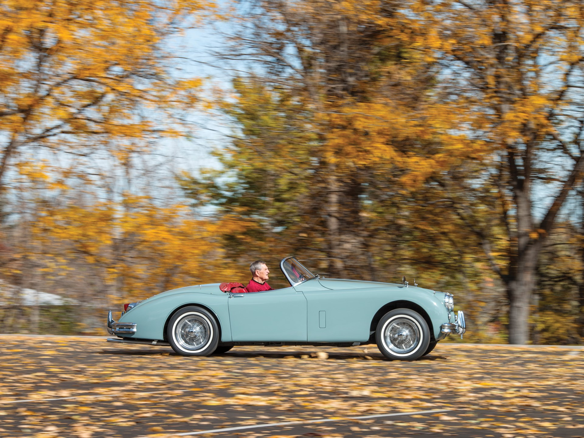 1958 Jaguar XK 150 3.4 Roadster