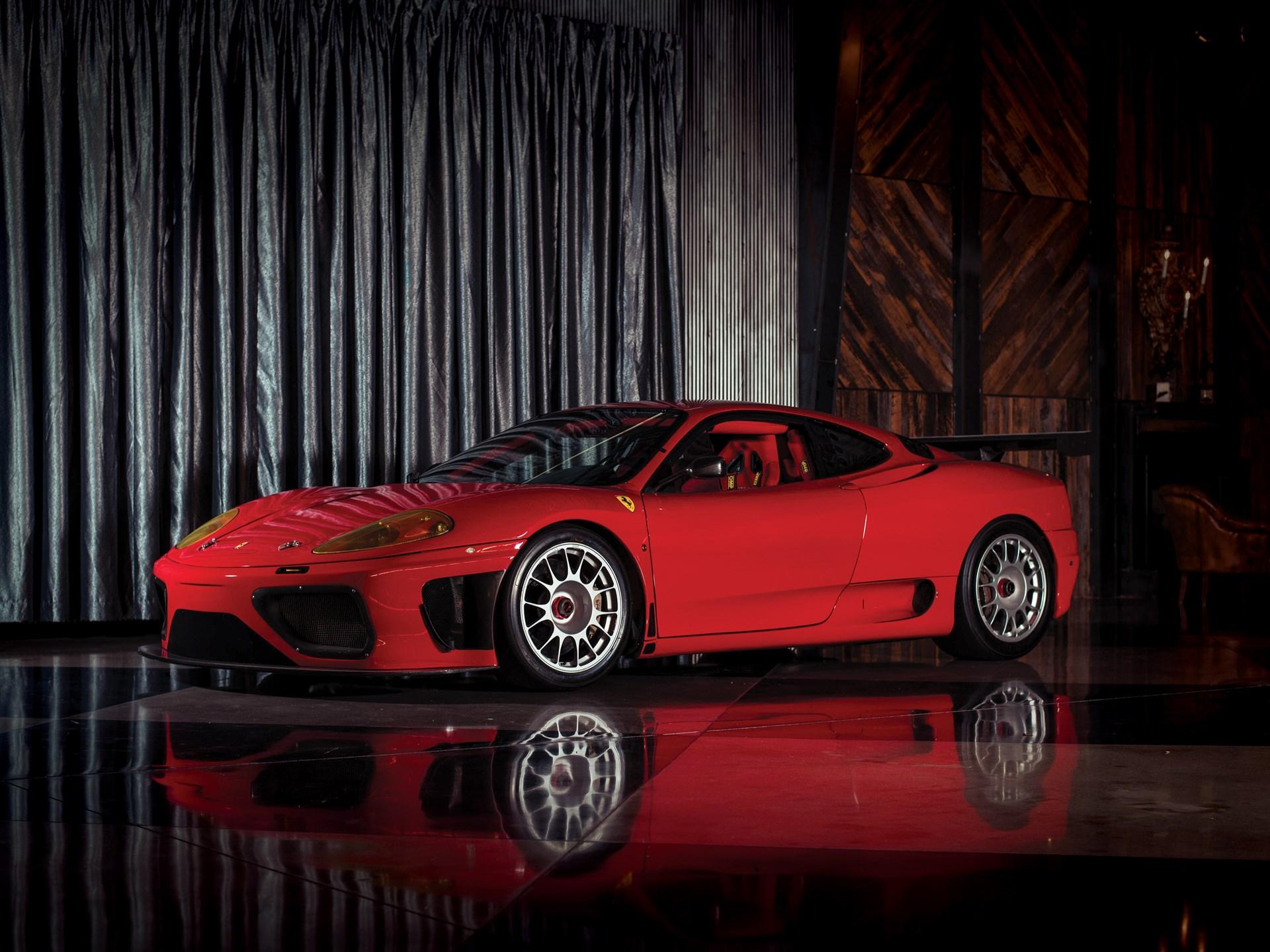 2003 Ferrari 360 GT