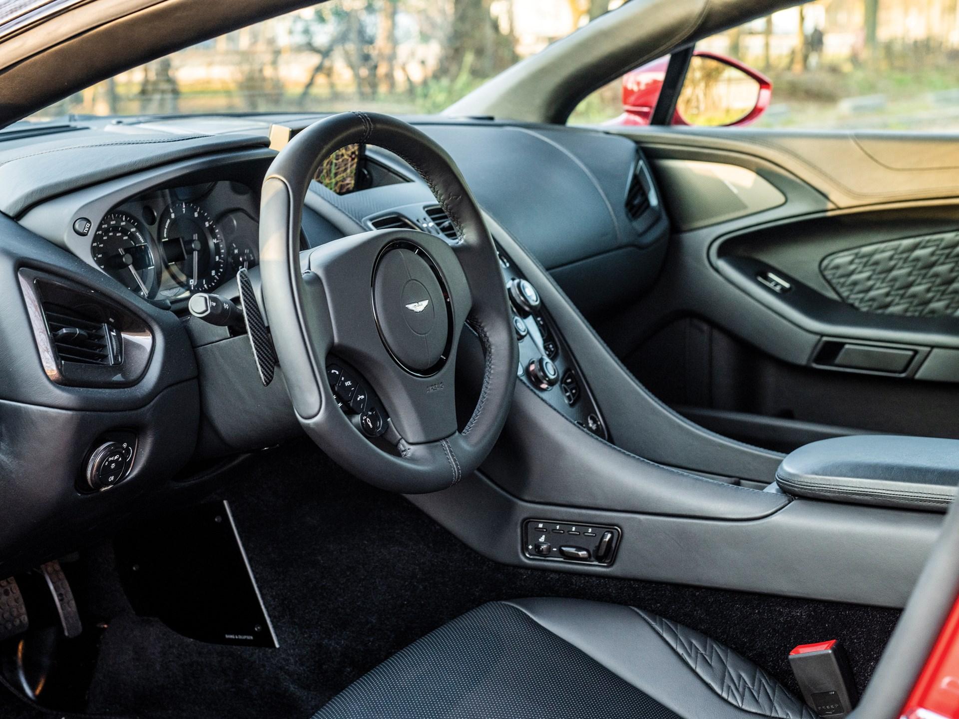 Aston Martin Dbs Zagato 2019