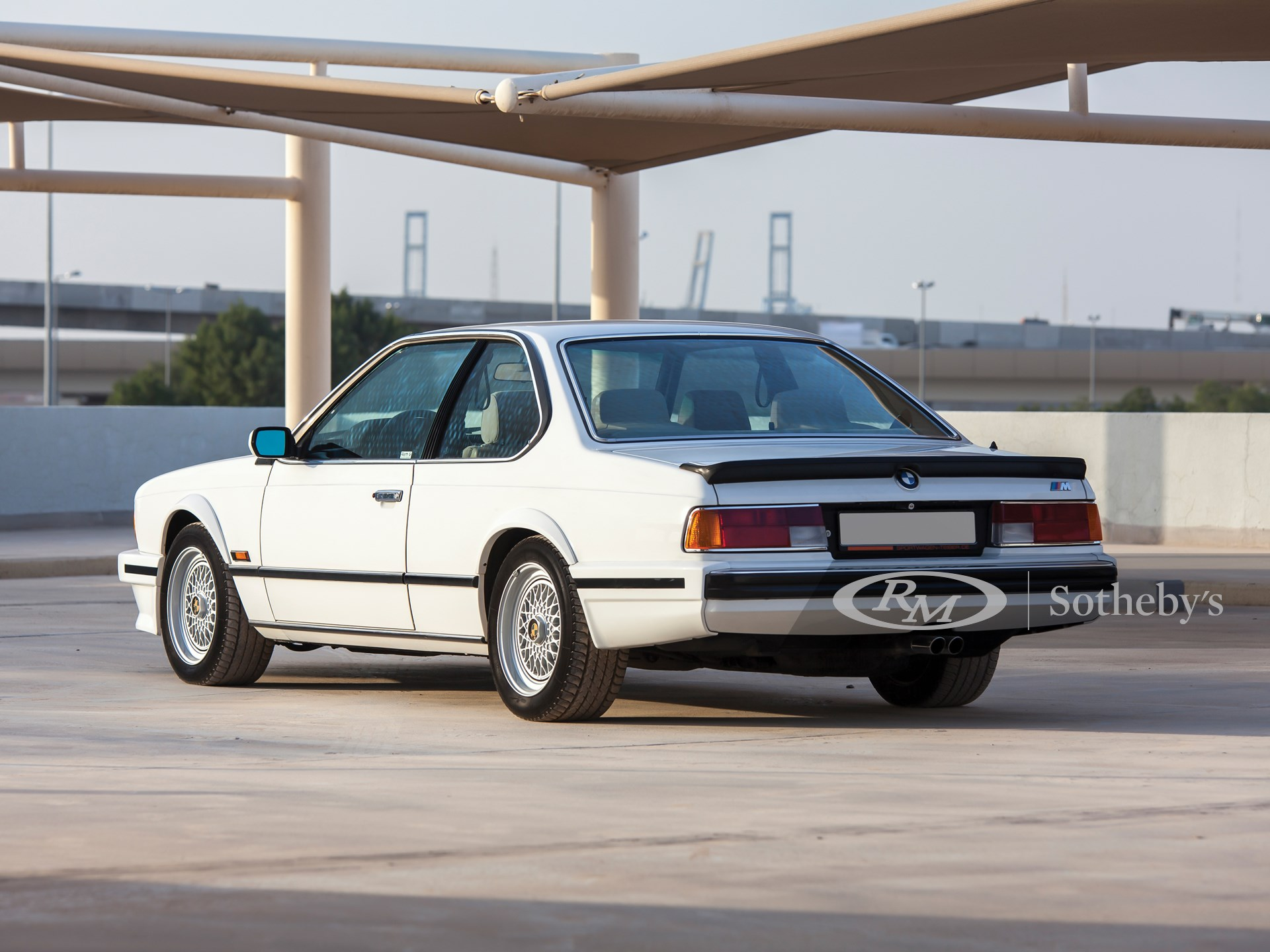 1990 BMW M635 CSi  -