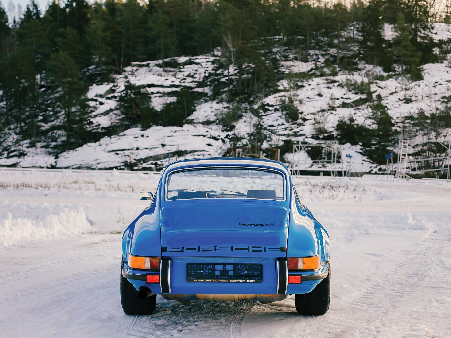 1973 Porsche 911 Carrera RS 2.7 Touring