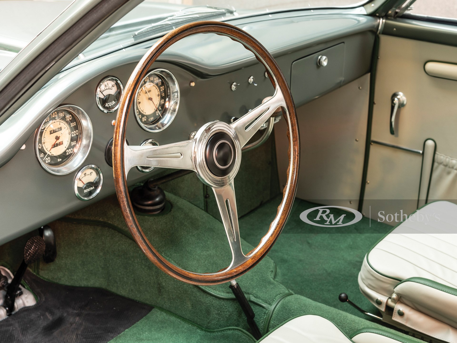 1955 Fiat 8V Coupé Zagato -