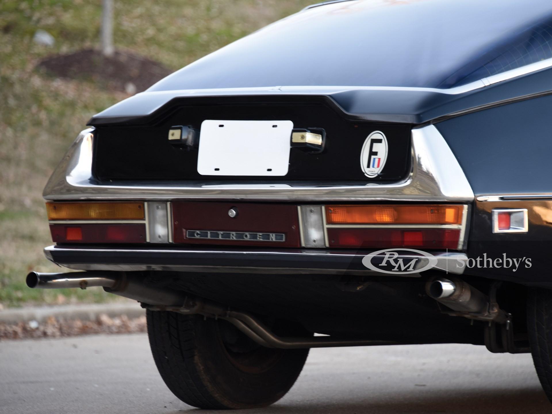 1973 Citroën SM  -