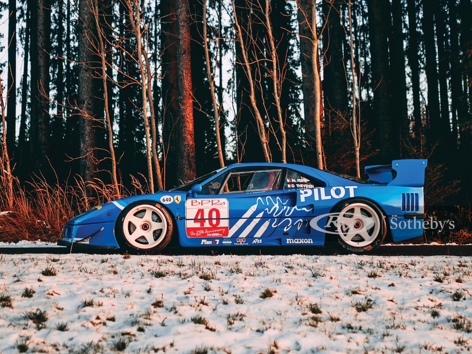 1987 Ferrari F40 LM  -