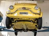 1965 Fiat 500 Jolly Conversion  - $