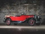 1930 Packard 734 Speedster Eight Phaeton  - $