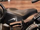 1949 Harley-Davidson Police Servi-Car  - $