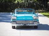 1958 Pontiac Parisienne Convertible  - $