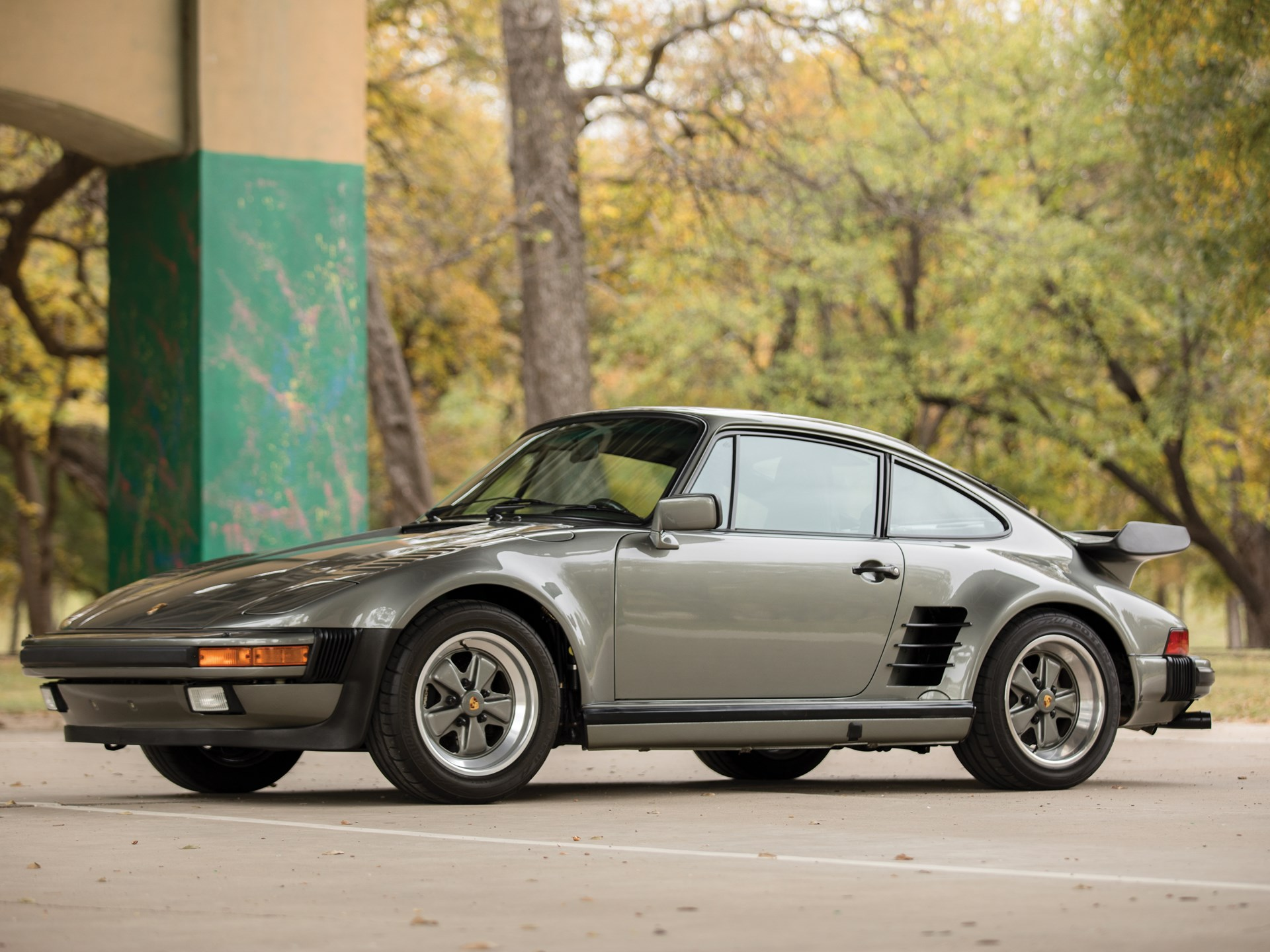 1988 Porsche 911 >> Rm Sotheby S 1988 Porsche 911 Turbo Flat Nose Coupe Arizona 2018