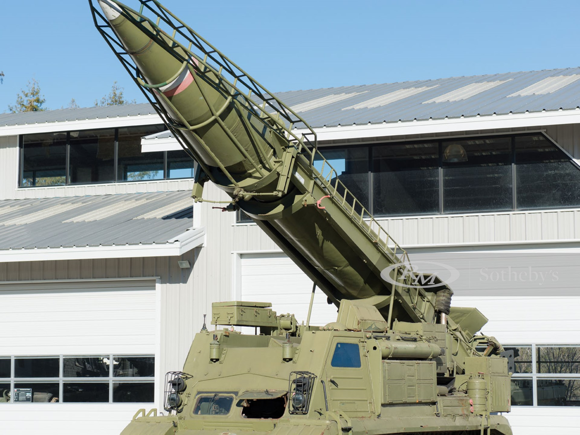 8K11 Surface-to-Surface Missile (SCUD-A)  -
