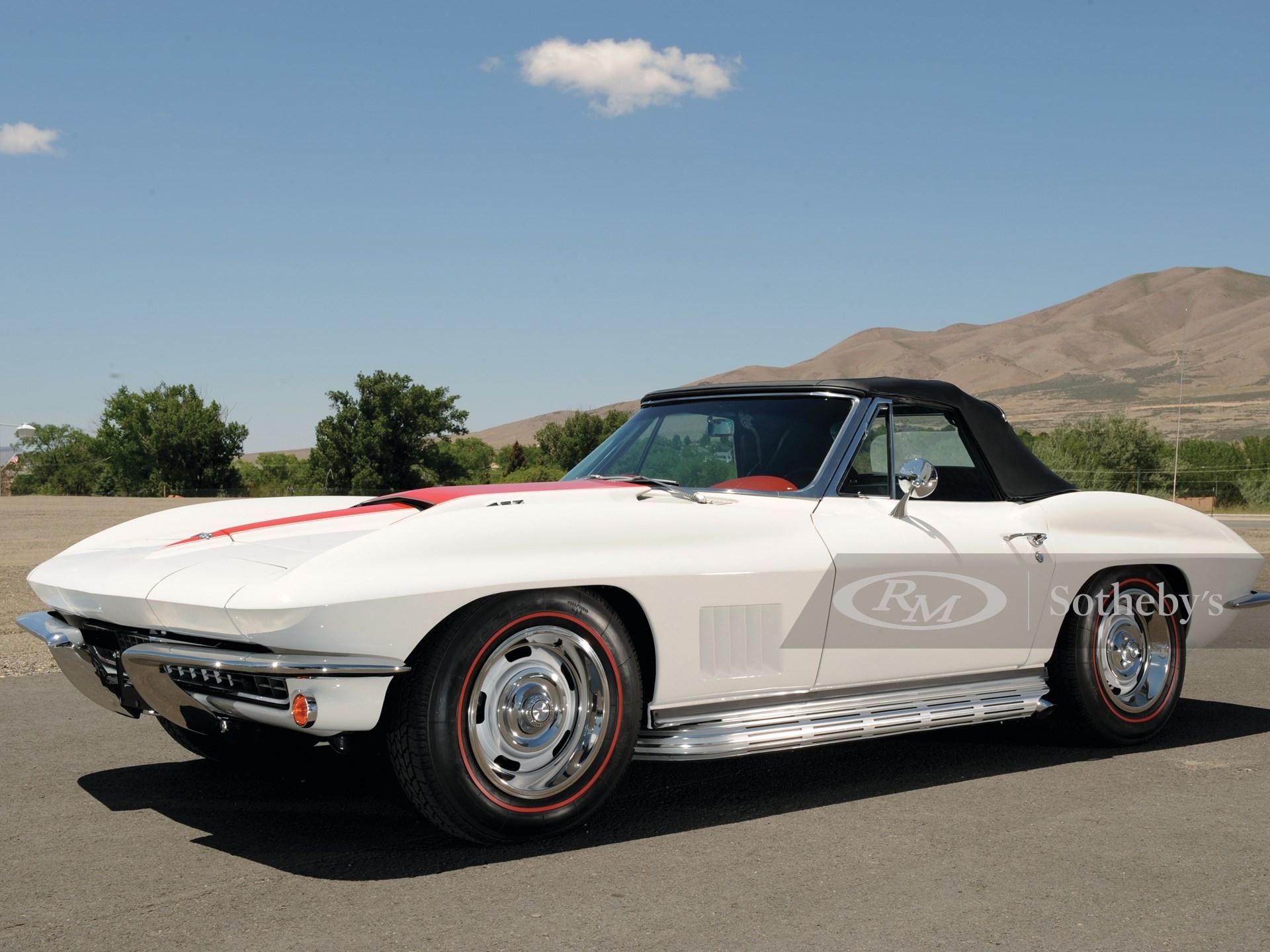 1967 Chevrolet Corvette 427/435 Roadster  -