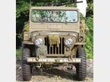 1952 Willys M38 Korean War Jeep  - $