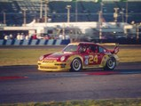 1997 Porsche 911 Carrera RSR  - $The 993 RSR at the 1998 24 Hours of Daytona, where it placed 12th in class.
