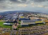 2021 Formula 1 Grand Prix Race Experience at Ferrari Gestione Sportiva, Maranello - $Vista aerea (foto da elicottero) dell'area dove sorge la fabbrica Ferrari