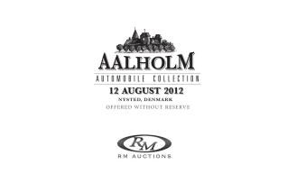 Aalholm Automobile Collection
