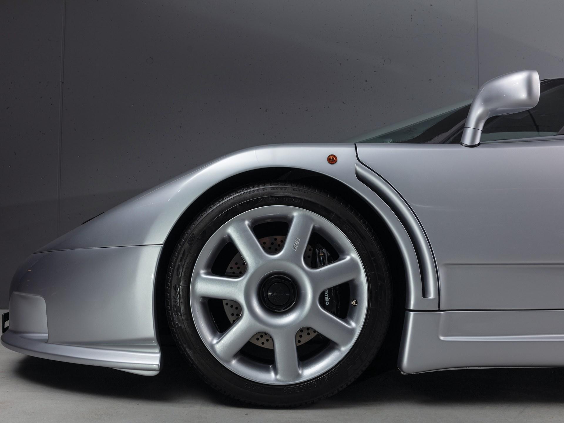 1994 Bugatti EB110 Super Sport