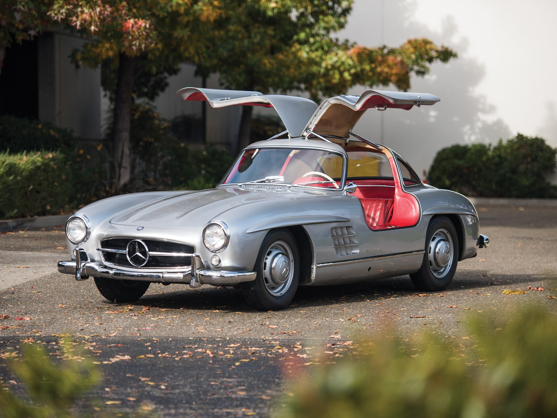 rm sotheby 39 s 1955 mercedes benz 300 sl gullwing. Black Bedroom Furniture Sets. Home Design Ideas