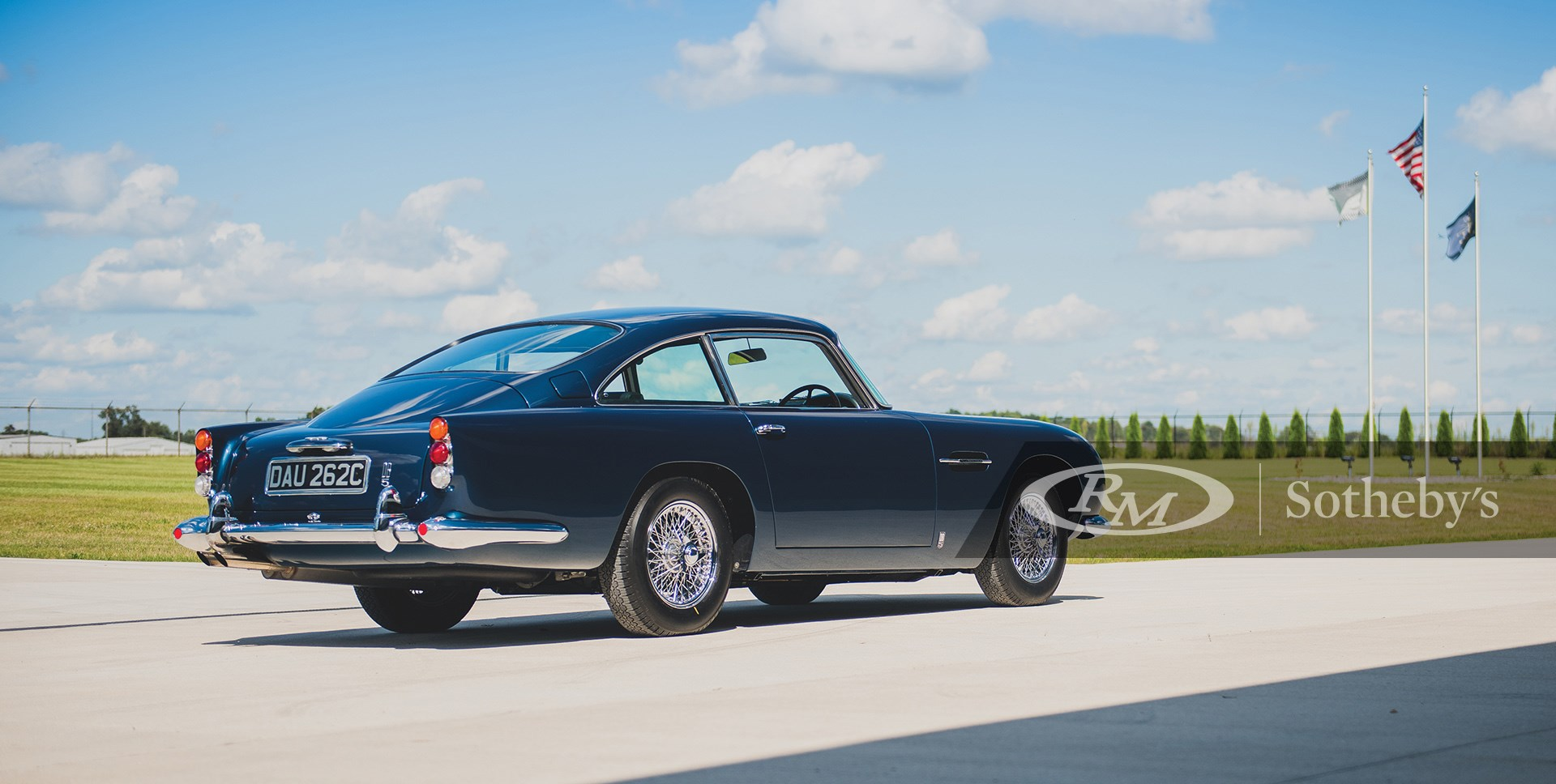 RM Sotheby's The Elkhart Collection 2020, Blog, 1964 Aston Martin DB5 Vantage Specification