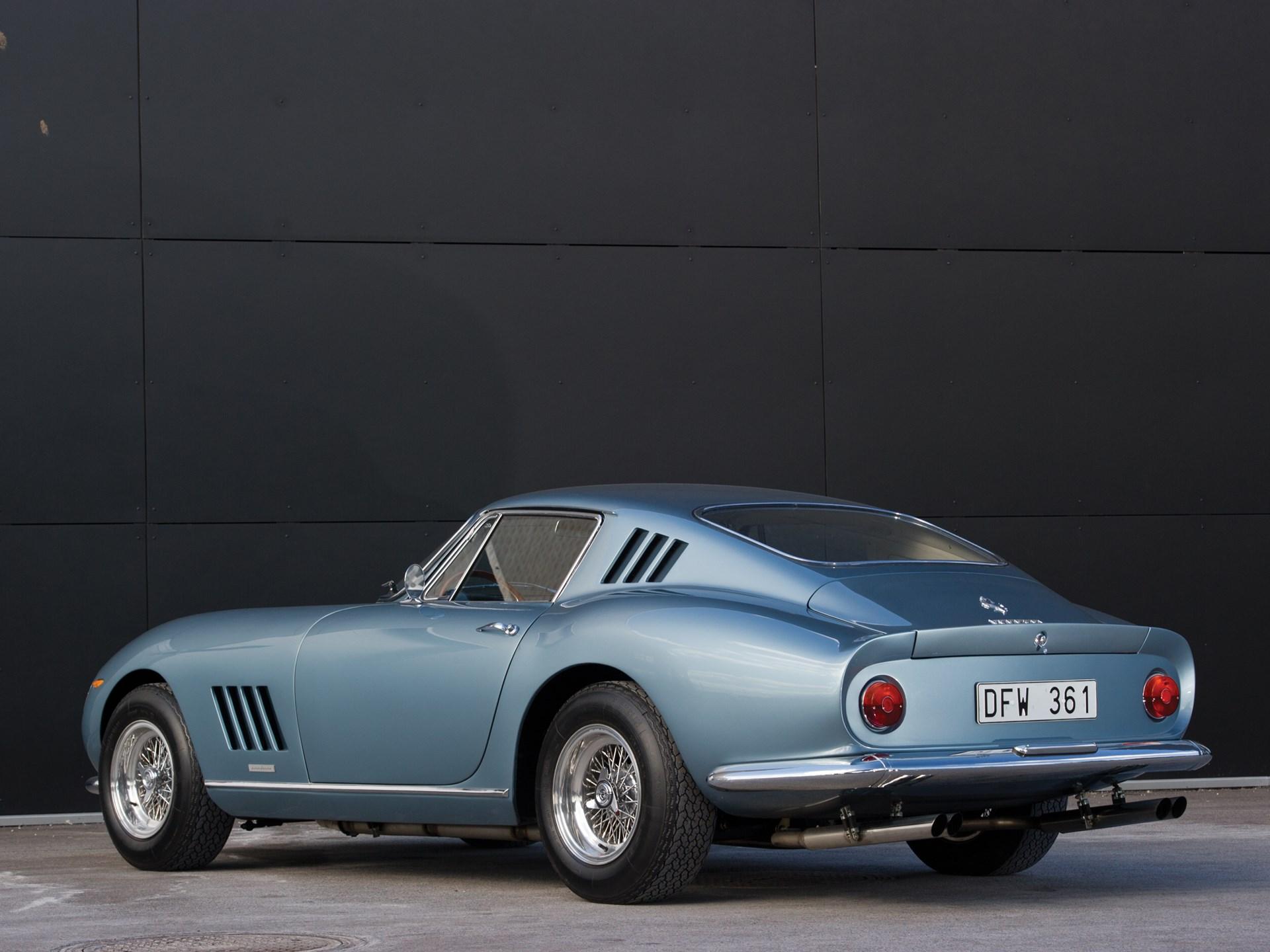 Rm Sotheby S 1965 Ferrari 275 Gtb By Scaglietti Villa