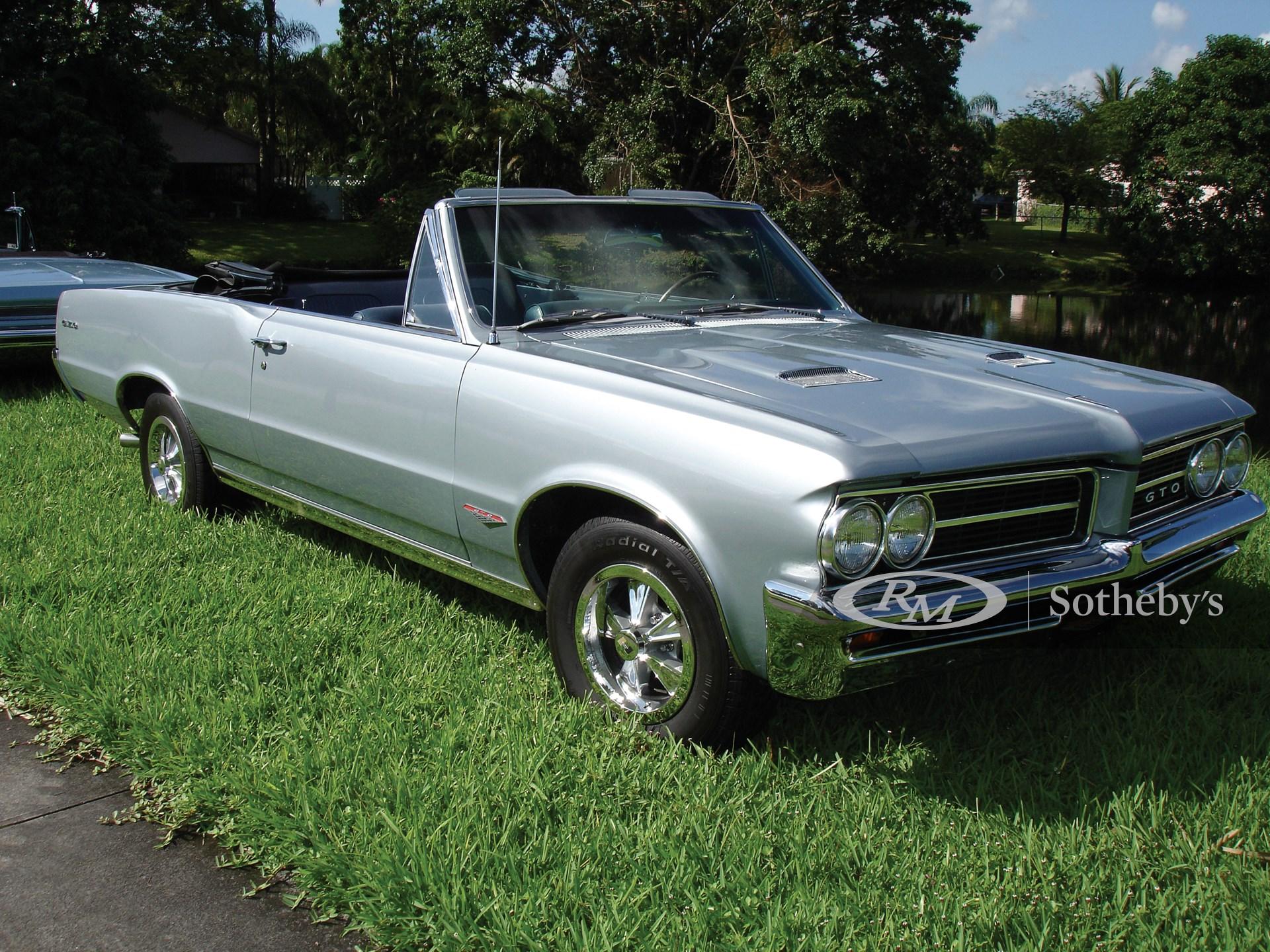 1964 Pontiac GTO Convertible  -