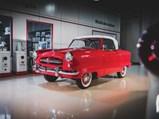 1955 Hudson Metropolitan Series II Hardtop  - $