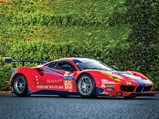 2016 Ferrari 488 GTE  - $1/10, f 5.6, iso50 with a {lens type} at 85 mm on a Canon EOS-1D Mark IV.  Photo: Cymon Taylor