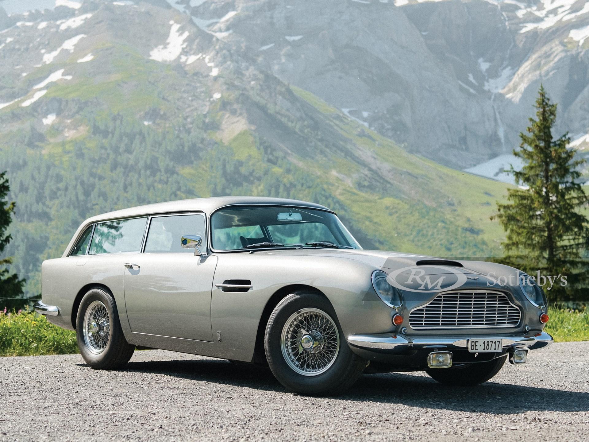 1965 Aston Martin Db5 Shooting Brake By Radford Monterey 2019 Rm Sotheby S