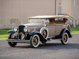 1930 Marquette Phaeton  - $