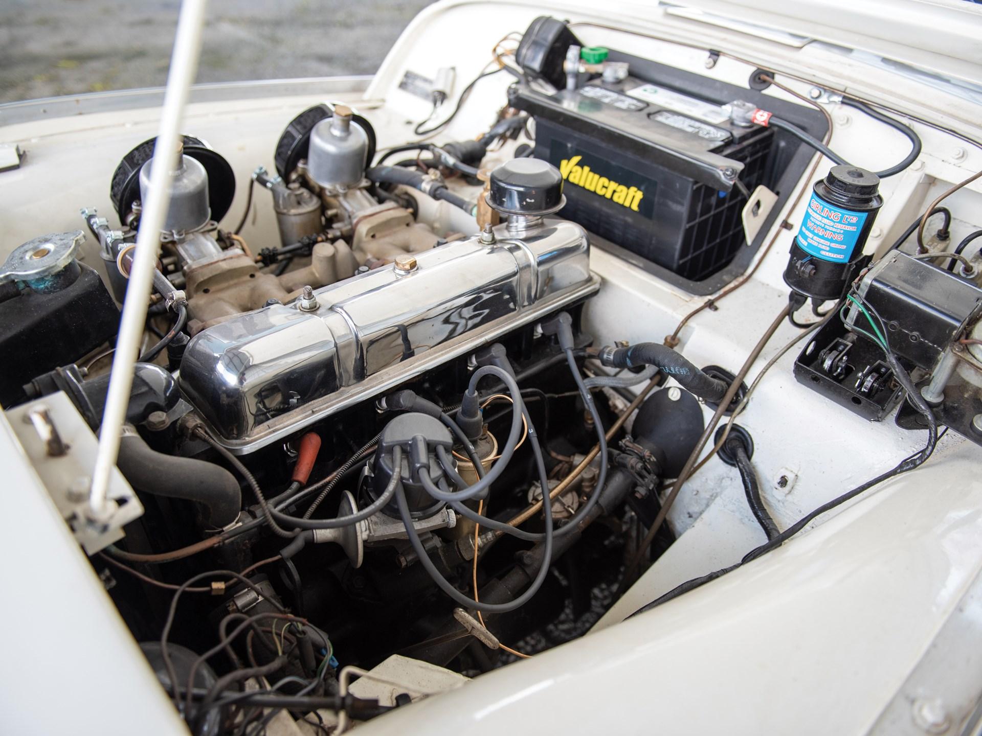 RM Sotheby's - 1962 Triumph TR3B | Auburn Fall 2019