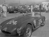 1955 Moretti 750 Gran Sport Barchetta  - $The Moretti as seen in California in August of 1959.
