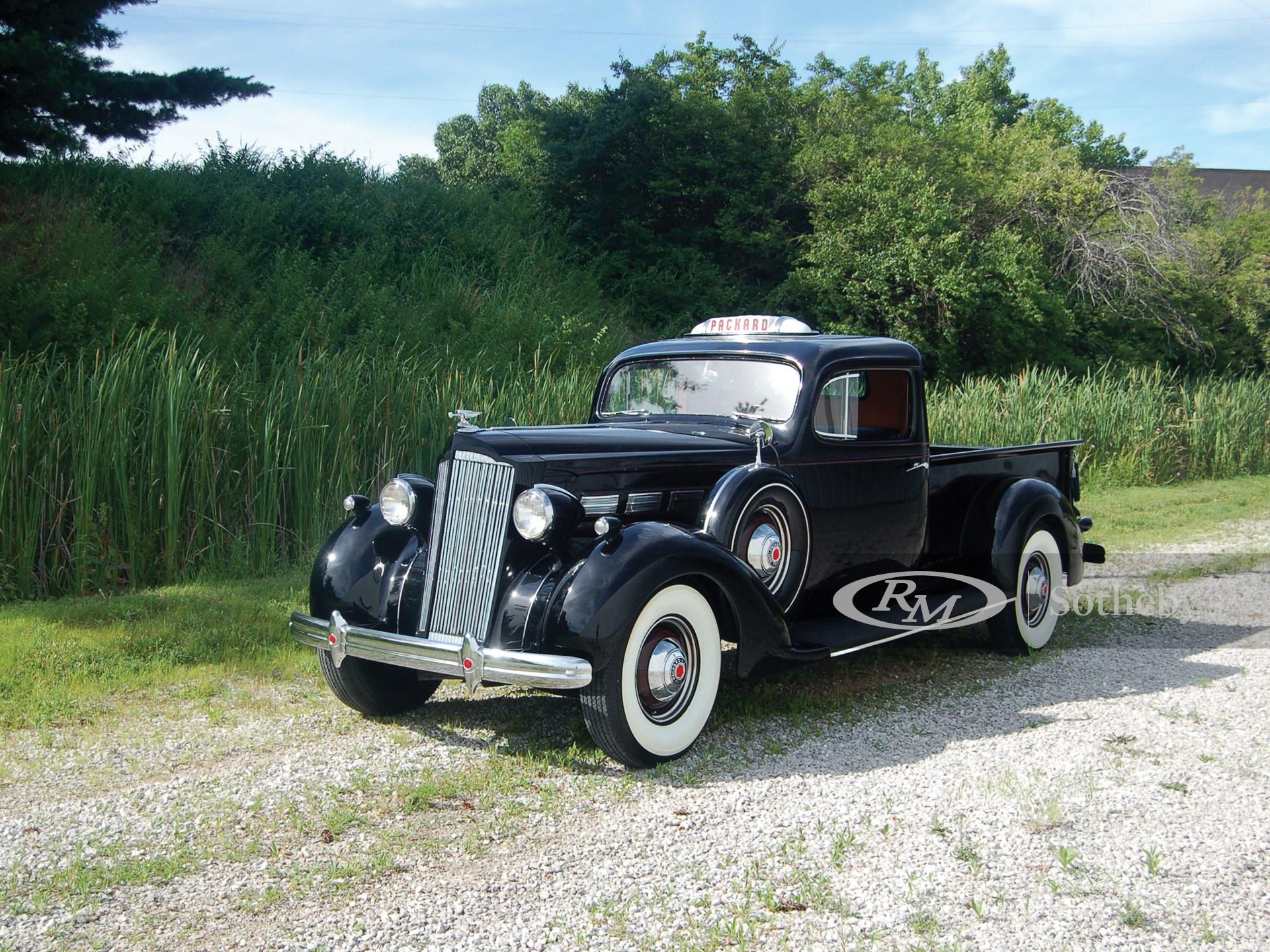 1937 Packard One-Twenty Pickup