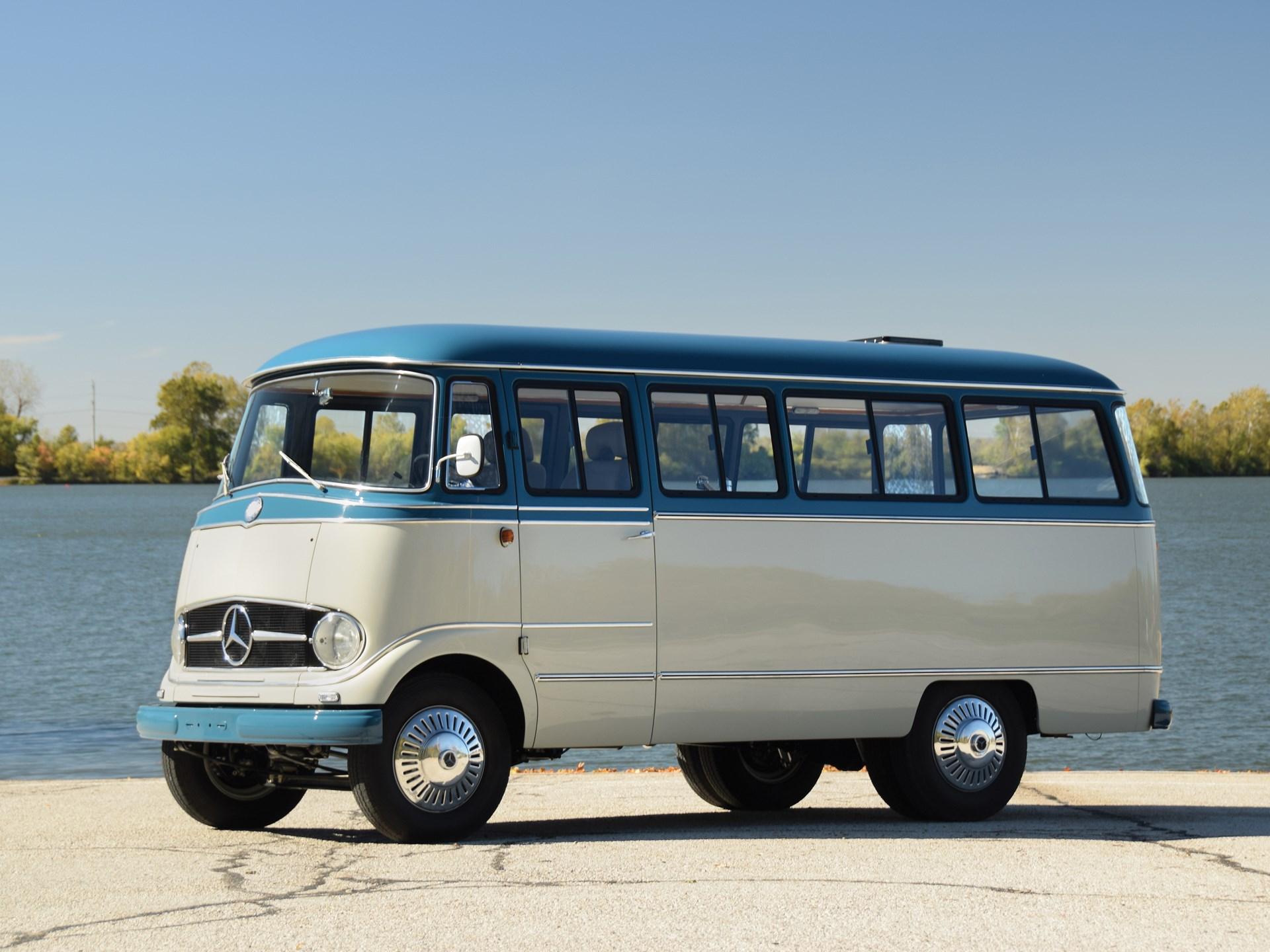 1959 Mercedes-Benz O 319