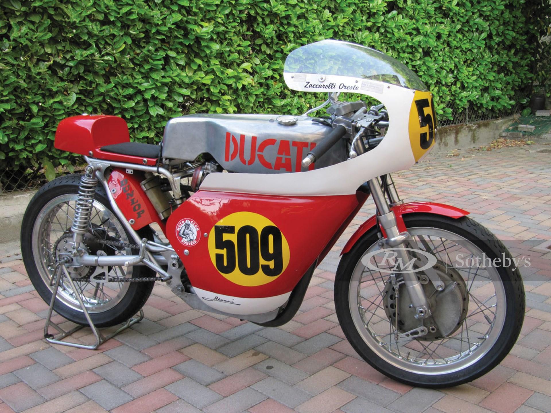 1968 Ducati Factory GP Racer
