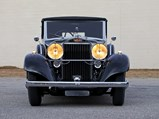 1935 Hispano-Suiza J12 Cabriolet deVille by Rippon Brothers - $