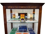 Fry's Chocolate Wooden Display Case - $