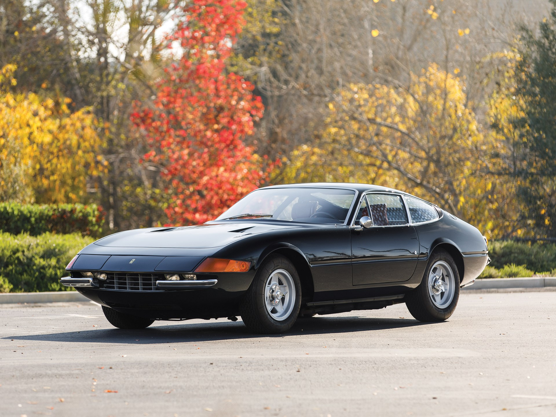 Rm Sothebys 1973 Ferrari 365 Gtb4 Daytona Berlinetta By