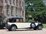 1935 Hispano-Suiza K6 Sedanca de Ville by Franay - $