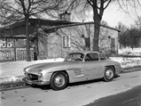 1954 Mercedes-Benz 300 SL Gullwing  - $Chassis no. 4500034 as seen in Katrineholm, Sweden.