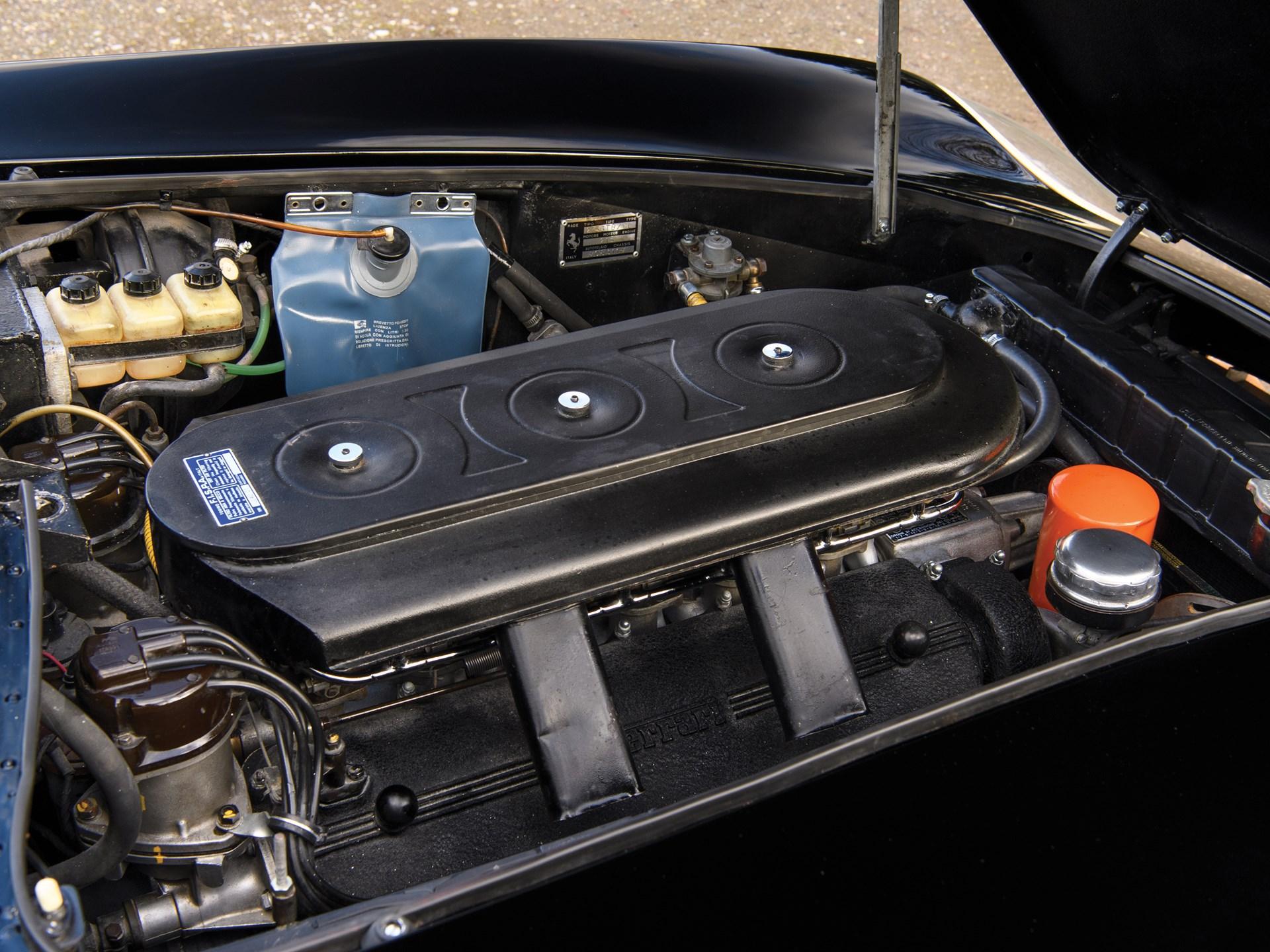 1966 Ferrari 275 GTB/6C Alloy Berlinetta by Scaglietti