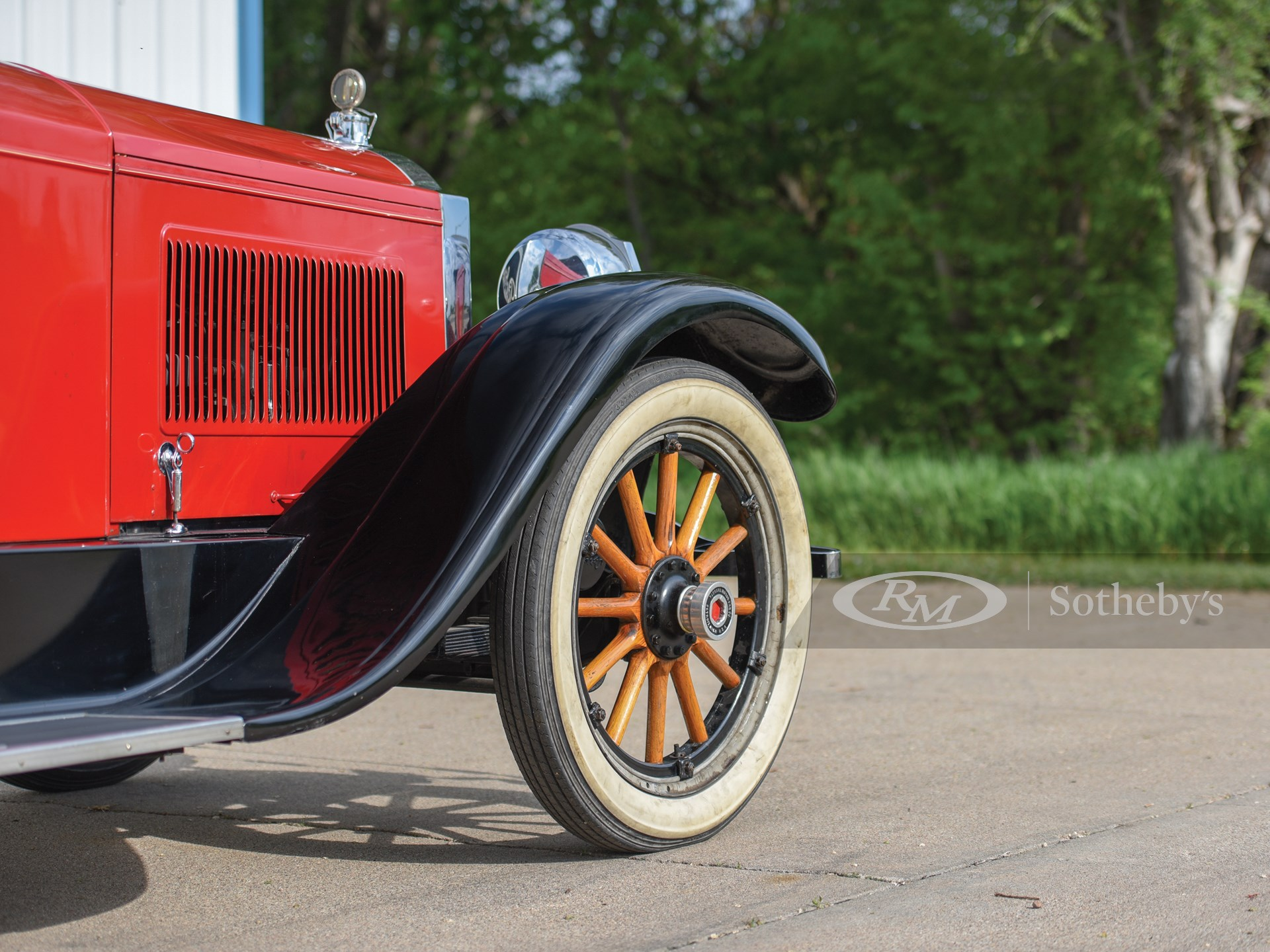 1923 Packard Series 126 Single Six Runabout  -