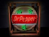 Dr Pepper 10-2-4 Neon Tin Sign - $