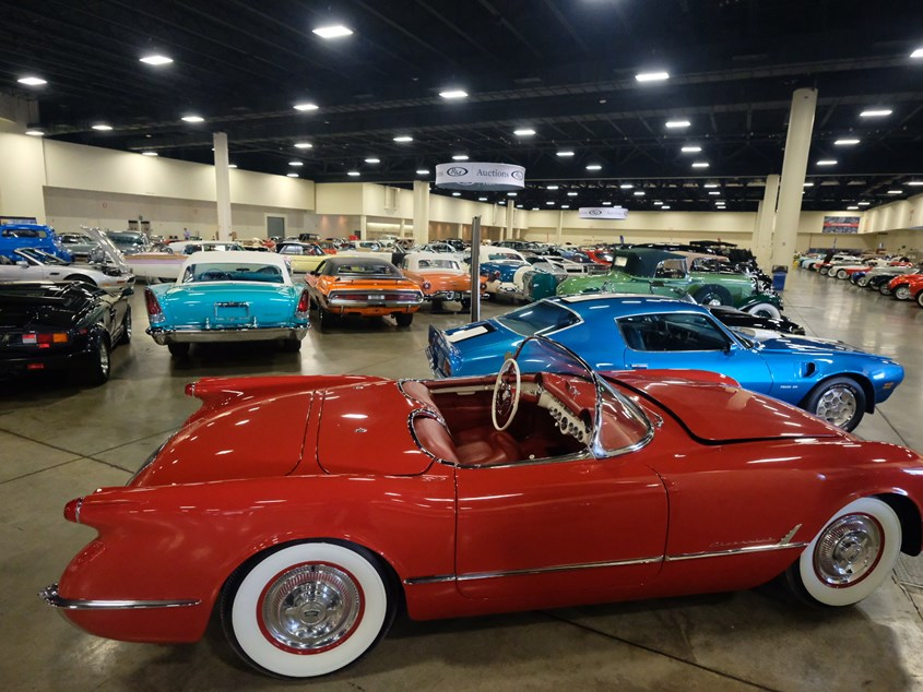 RM Sothebys Fort Lauderdale - Fort lauderdale car show