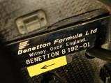 1992 Benetton B192 Formula 1  - $