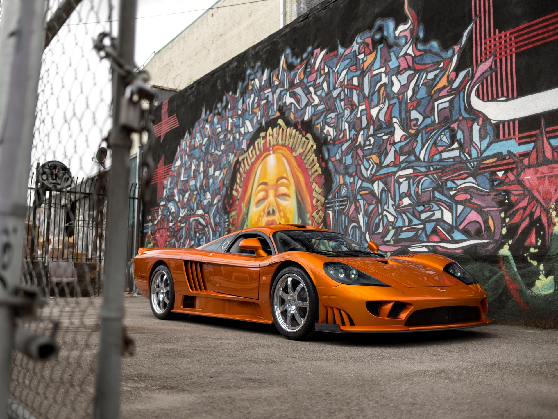 2005 Saleen S7 Twin Turbo