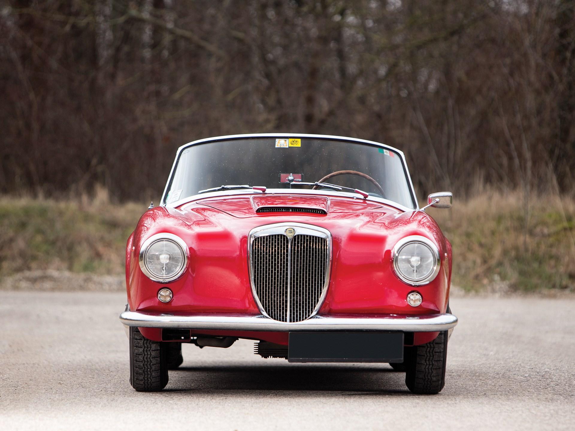 rm sotheby's - 1958 lancia aurelia b24s convertiblepinin farina