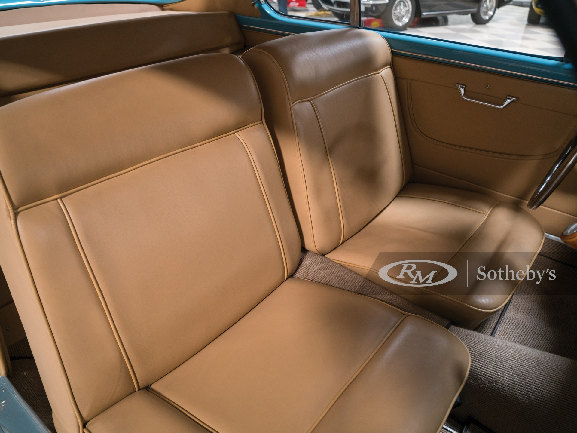 1951 Maserati A6G 2000 Coupe by Pinin Farina -