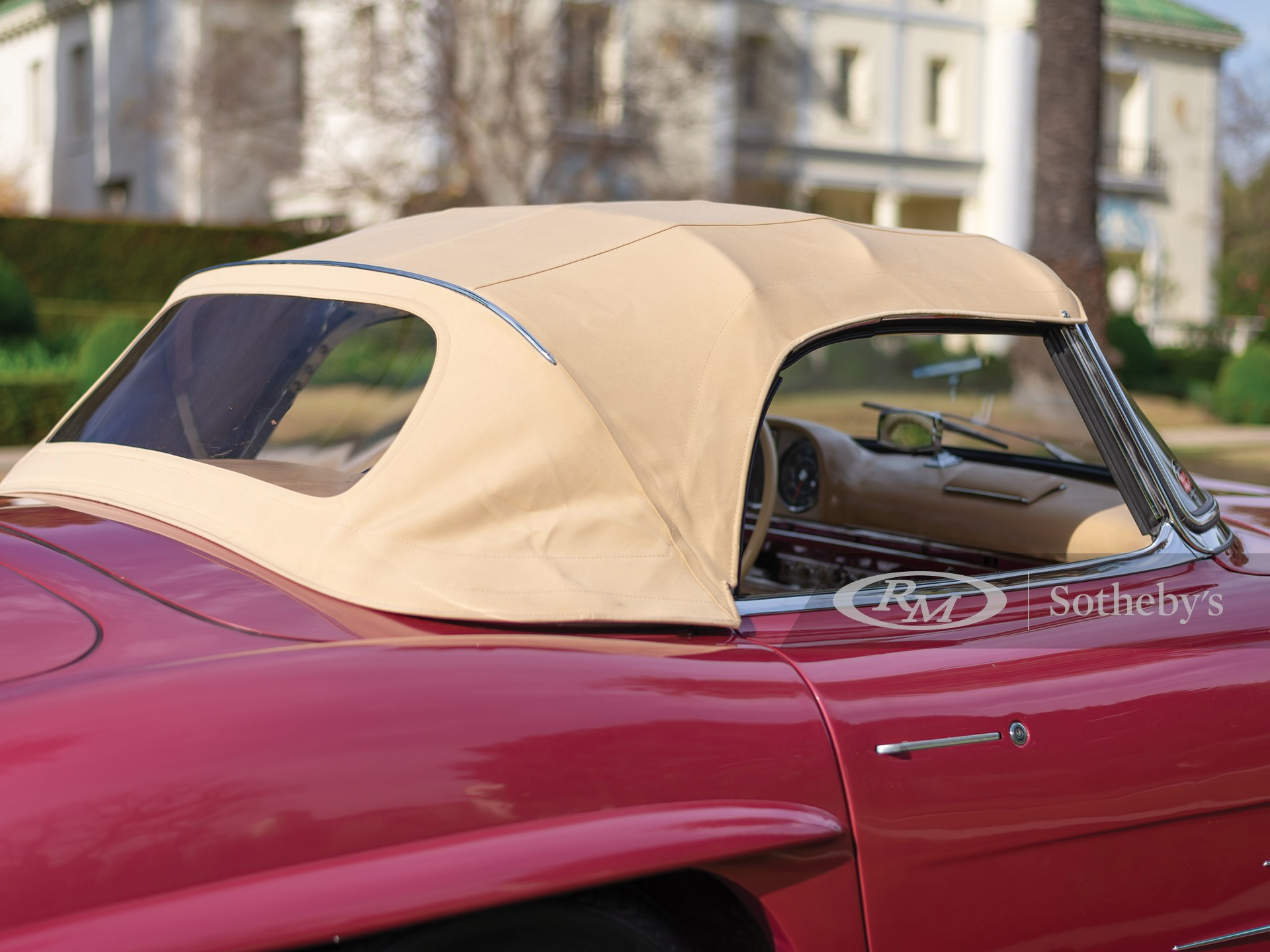 1957 Mercedes-Benz 300 SL Roadster  -