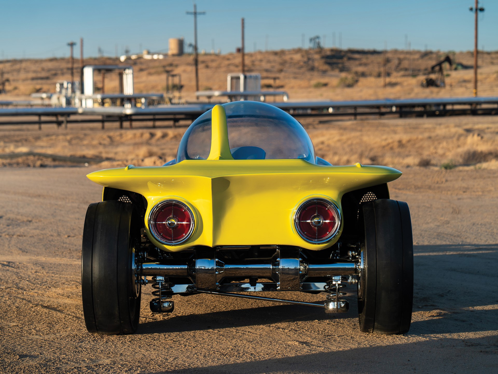 "1962 Ed Roth ""Mysterion"" Recreation"