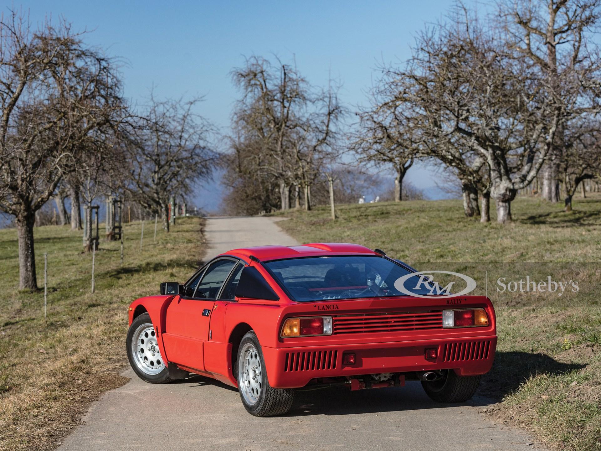 1982 Lancia Rally 037 Stradale  -